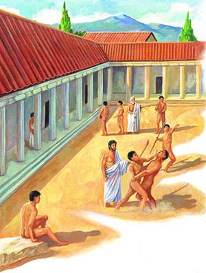 Gimnasio griego