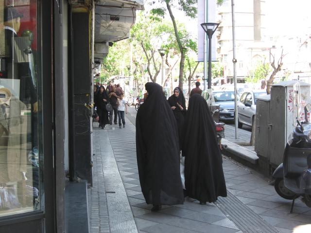 Mujeres Irán