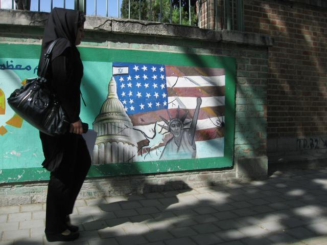 Embajada USA Irán