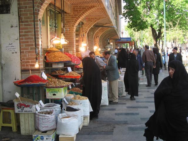 Mercado Irán
