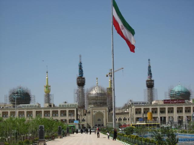 mausoleo Jomeini Irán