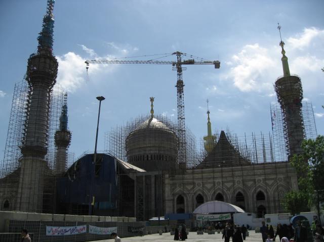 Mausoleo Jomeini