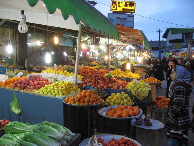 mercado Noshahr 1