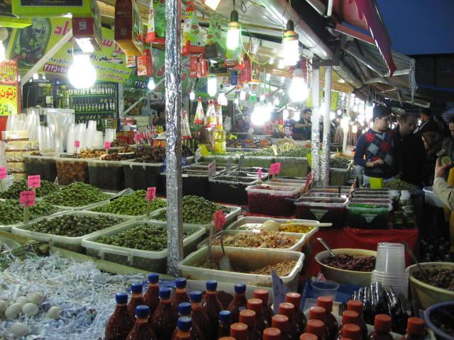 mercado Noshahr 2
