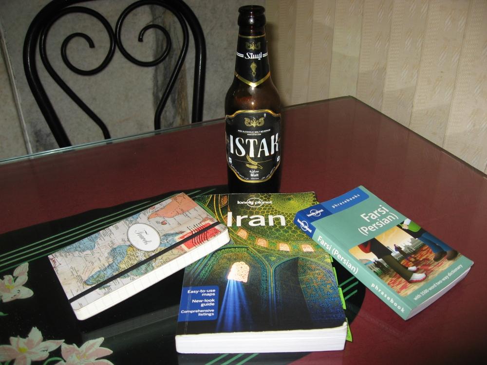 Cerveza iraní Istar