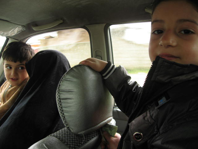 Niños Irán