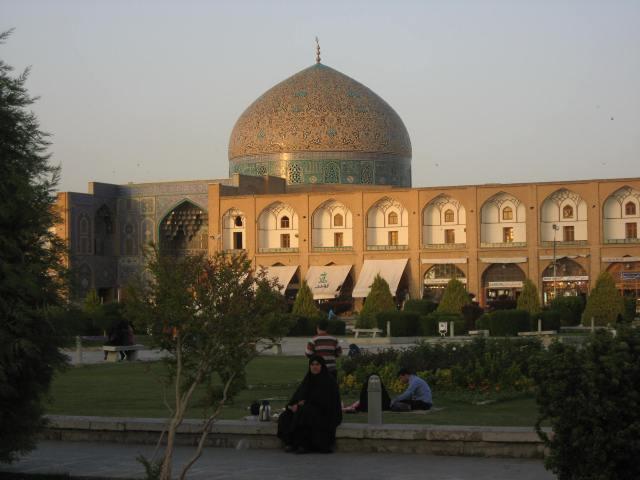 Plaza Isfahan