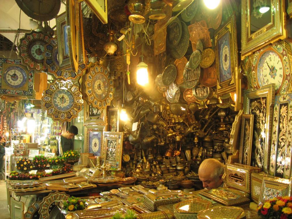 Bazar Isfahán