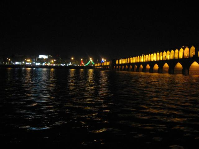 Puente Isfahán 2