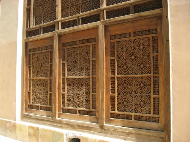 vidriera Yazd