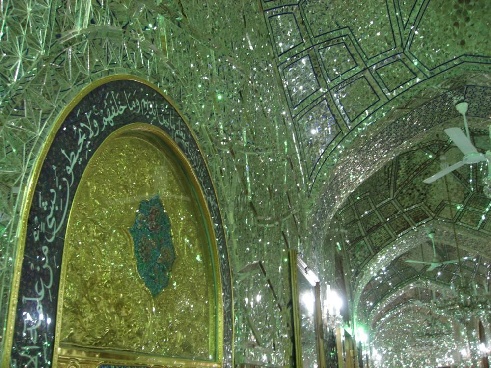 Mezquita Yazd 2