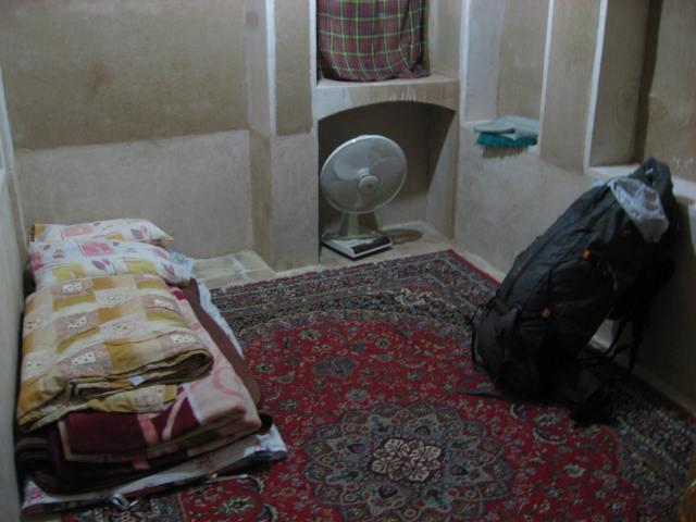 habitación garmeh
