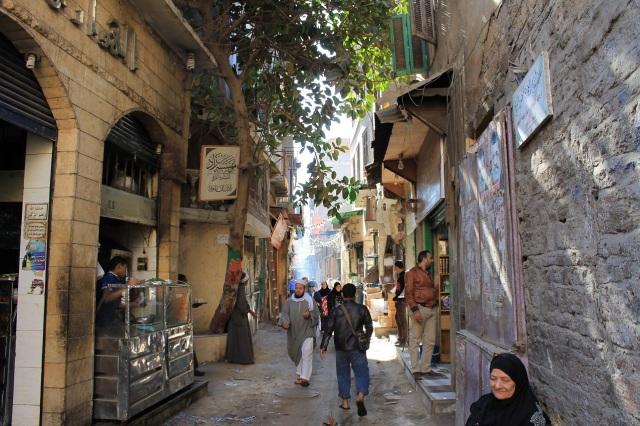 calle cairo islámico