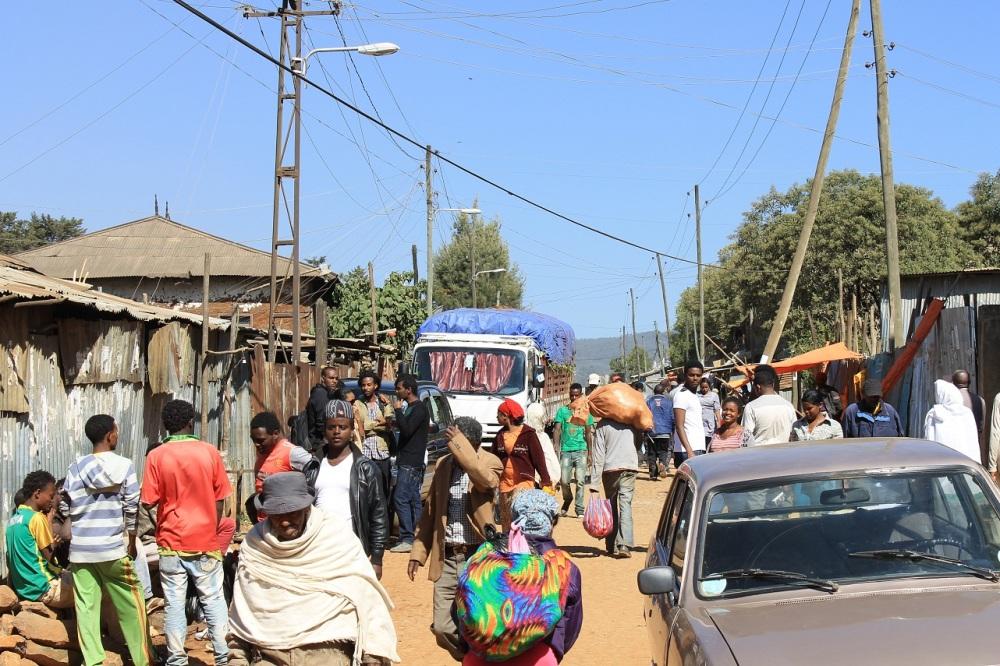 mercado adis abeba