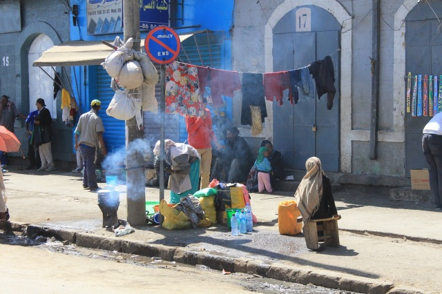 calle etiopia señora