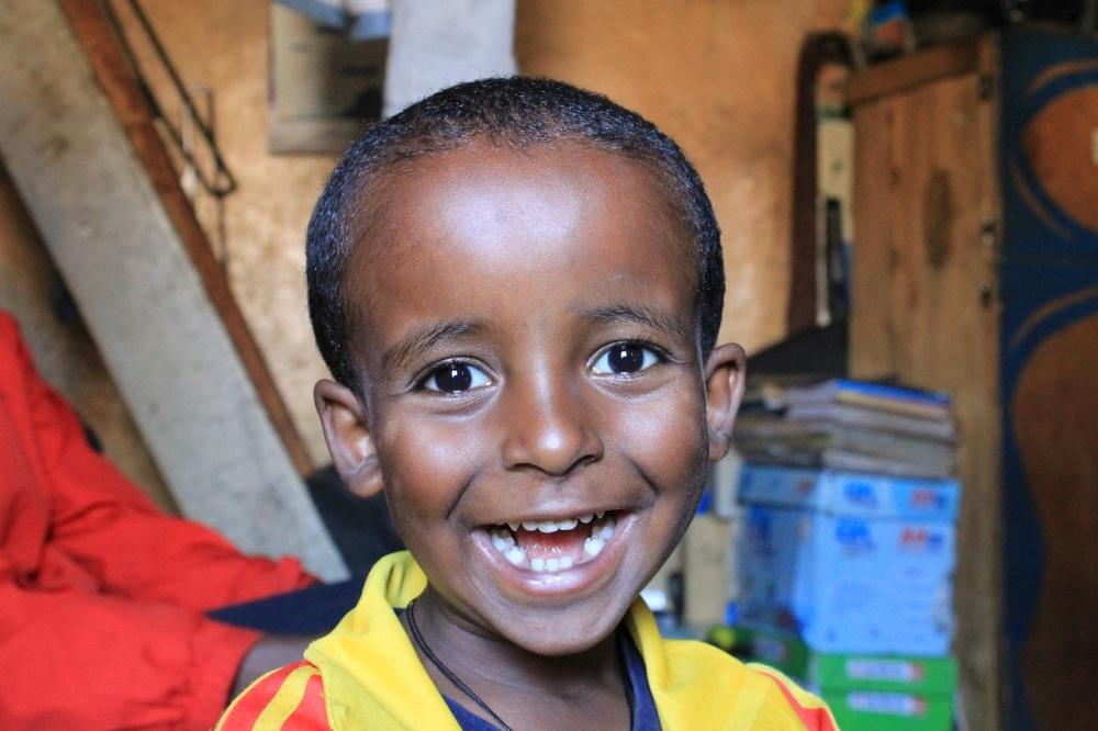 sonrisa etiopia