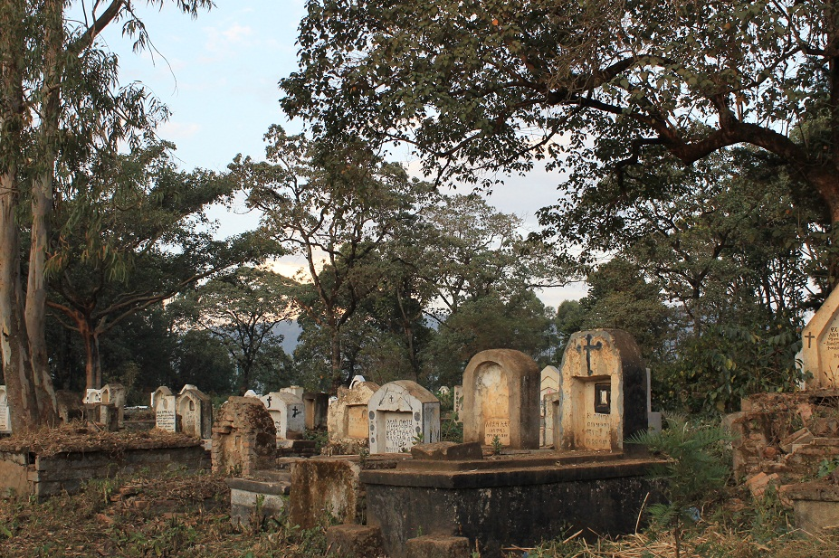 cementerio Jimma etiopia