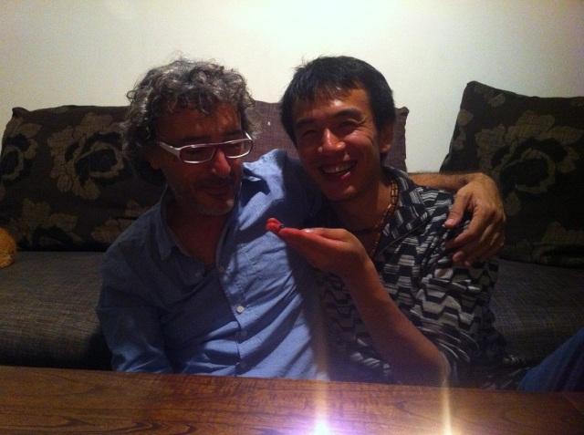 Chris y Jorge 2