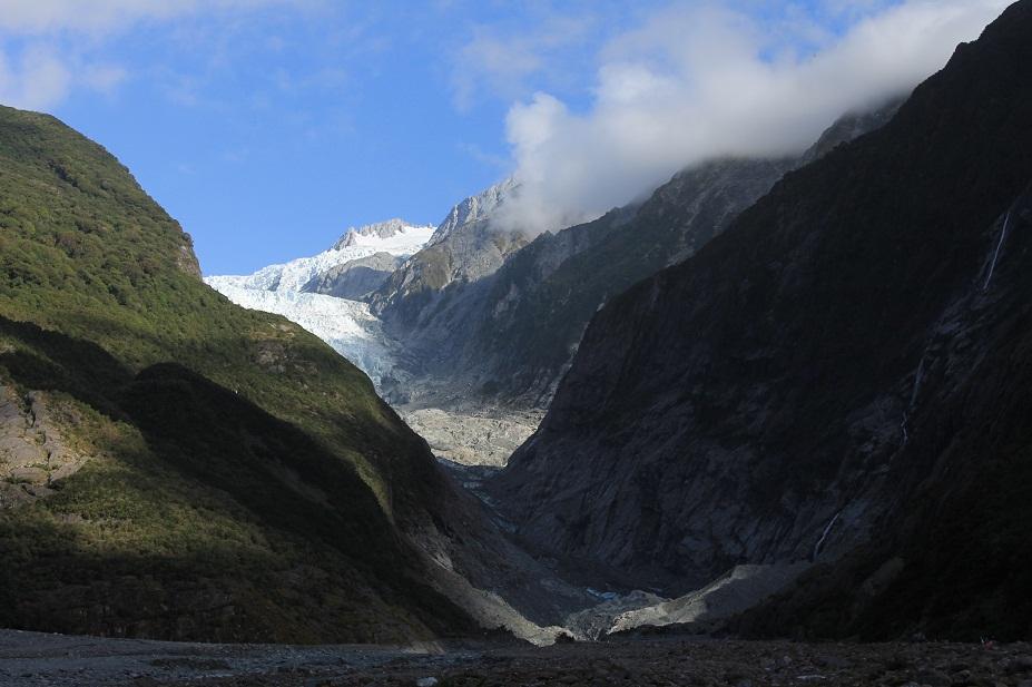 glaciar nz