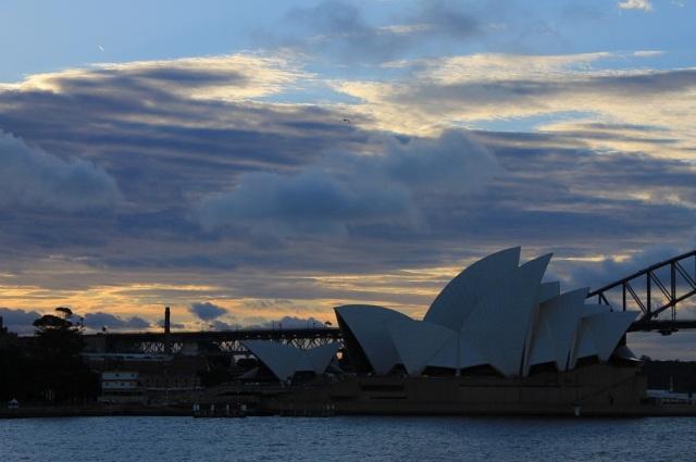 opera house sydney varias