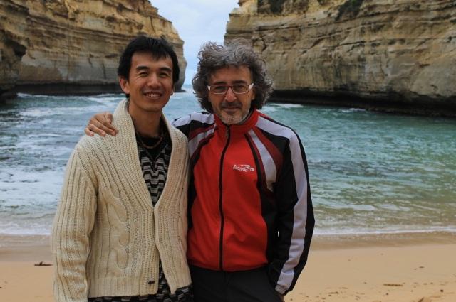 Chris y Jorge