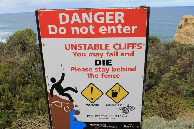 foto advertencia