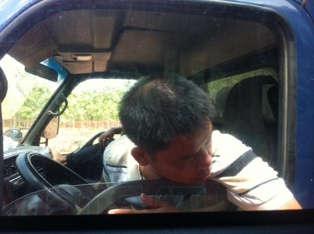 sleeping bus vietnam 2