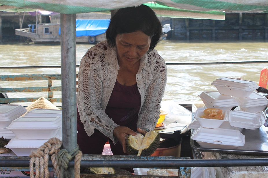 mercado delta Mekong
