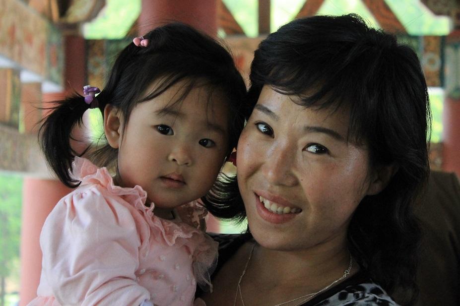 madres coreanas