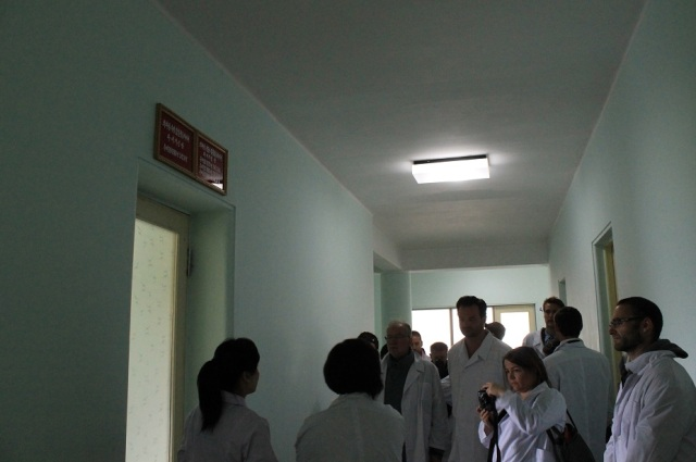 hospital pyongyang