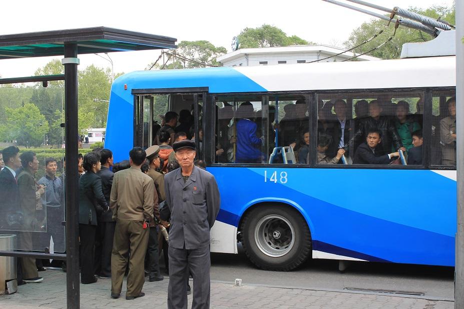 bus pyongyang