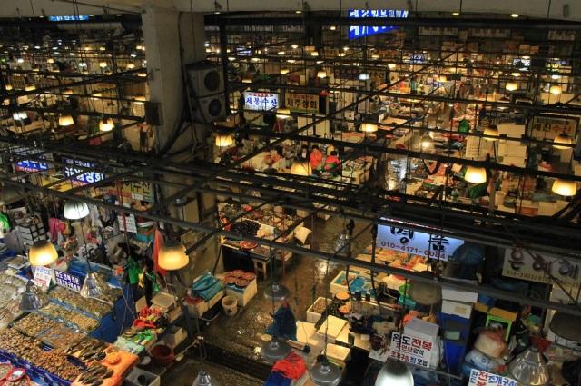 fish market seul 2