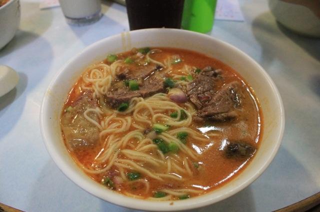 noodles de cacahuete