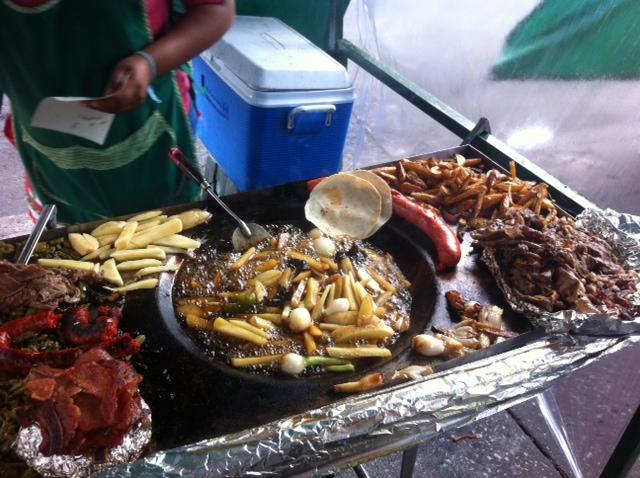 comida callejera méxico