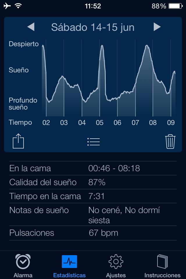sleep cycle 2