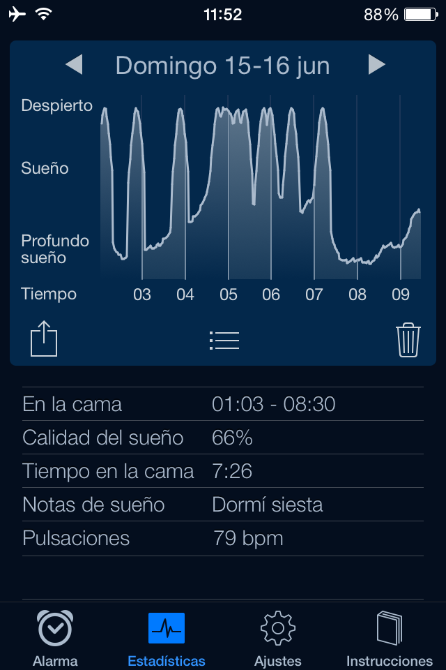 sleep cycle 3