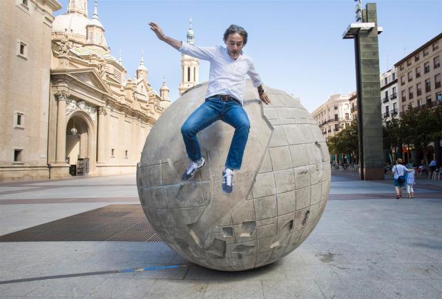 Jorge Adiego, vuelta al mundo / 29-07-2014 / FOTO: GUILLERMO MESTRE